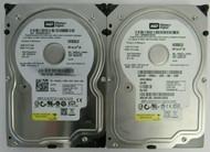 "LOT of 2 Dell 0NR694 Western Digital WD800JD-75MSA3 80GB 1.5Gbps 3.5"" HDD 51-4"
