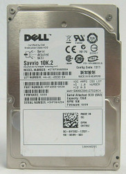 0HT952 Dell Savvio 10K.2 9F4066-043 73GB SAS 3Gbps 16MB 2.5 inch HDD 52-4
