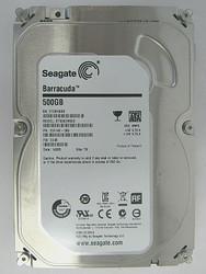1CH14C-306 Seagate Barracuda 7200.12 500GB SATA 6Gbps 16MB 3.5-inch HDD 5-3