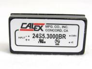 Calex 24S5.3000BR 15 Watt BR Single Series DC/DC Converter 64-3