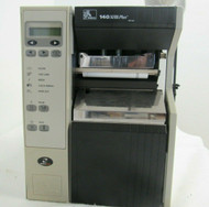 Zebra 140Xi III Plus Label Ribbon and Thermal Printer, Selling for Parts 14-4