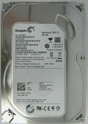 "Dell 01FX4K Seagate ST3320413AS 9YP14C-520 320GB SATA 6Gbps 16MB 3.5"" HDD 58-4"