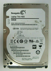 1DG142-500 Seagate Momentus Thin 500GB 5400RPM SATA 3Gbps 16MB 2.5 inch HDD 52-3