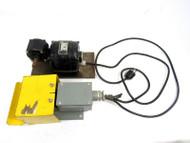 Bodine Electric Company NSI-53R 115V 1.8 Amps 60Hz 43RPM Gearmotor 11-3