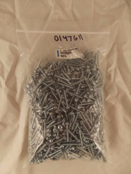 "FASTENAL 0147611 4-40x1"" Zinc Steel Int Tooth Washer SEMS Screw Qty800 V5 S"
