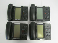 LOT of 4 Mitel MiVoice 5320 50006191 Backlit IP Telephone 58-4