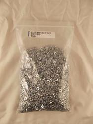 FASTENAL 1136020 6-32 Zinc Plated Machine Screw Nut V2 S