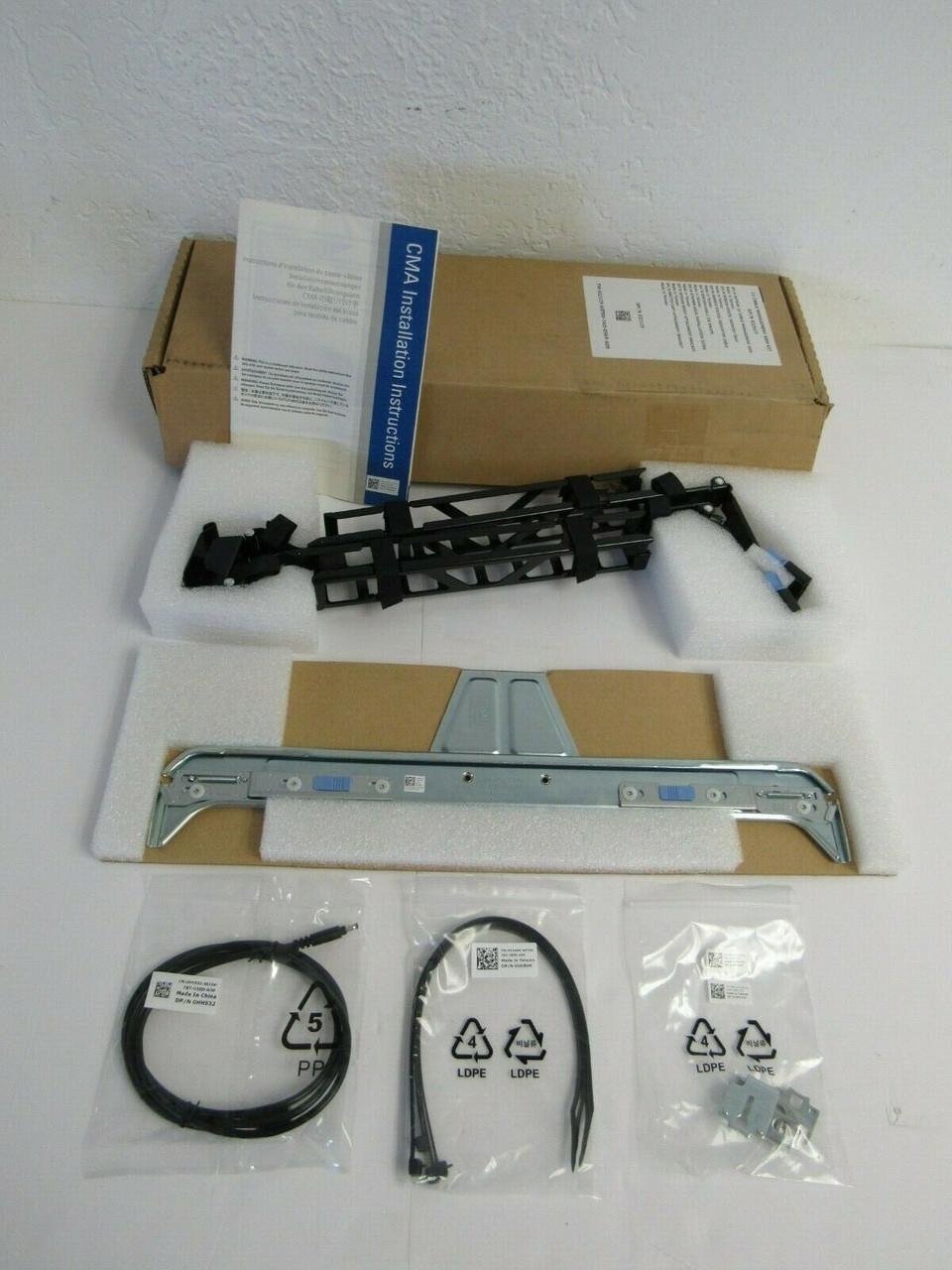 OEM Dell 1U Server Cable Management Arm Kit 02J1CF PowerEdge R620 R420 R320