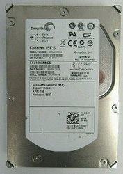 "Dell 0TN937 Seagate 9Z2066-054 ST3146855SS 146GB SAS 3Gbps 16MB 3.5"" HDD 61-2"