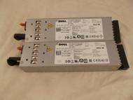 Lot of 2 Dell R610 0J38MN J38MN 502W A502P-00 PowerEdge 0XTGFW Pwr Supply 33-5