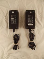 Lot of 2 Skynet HYP-A037 870066-002 AC Adapter 12V 2.5A SW E