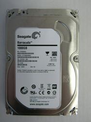 """Seagate ST1000DM003 1CH162-302 1TB 7.2K RPM 3.5"""" SATA 6.0Gbps HDD 29-3"""