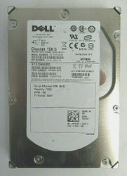 Dell 0GY581 Seagate 9Z3066-054 ST373455SS 73GB SAS 3Gbps 16MB 3.5 inch HDD 34-3