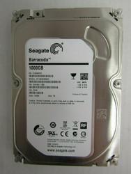 """Seagate ST1000DM003 1CH162-306 1TB 7.2K RPM 3.5"""" SATA 6.0Gbps HDD 33-4"""