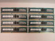 64GB (8x 8GB) Hynix HMT41GR7AFR4C-PB PC3-12800R-11-12 DDR3 DIMM Memory B-4