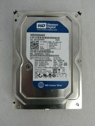 Western Digital Caviar Dell 0894N4 0P5JDG WD2500AAKX 250GB 7.2R 3.5 SATA HD 52-4
