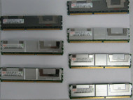Hynix 4GB 2Rx4 PC2-5300F-555-11 Lot of 7. 64-4