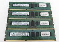 Samsung M393B5673FH0-CH9 (4x2GB) 8GB 2Rx8 PC3-10600R DDR3 Server RAM Memory B-5