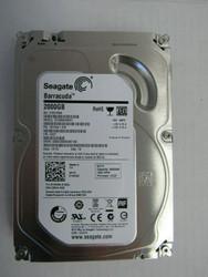 """Dell 0Y4N52 Seagate ST2000DM001 1CH164-510 2TB 7.2K RPM 3.5"""" SATA HDD 67-3"""