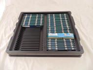 Lot of 36 Micron MT9HTF12872FZ-667H1D6 1GB DDR2 667 FB Reg ECC Buffered RAM B-1