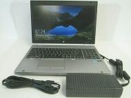 HP EliteBook 8570p Intel i7 16GB DDR3 1600 x 900 256GB SSD Windows 10 Pro OS 6-3
