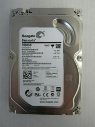 """Dell 0YD6FM Seagate ST2000DM001 9YN164-500 2TB 7.2K RPM 3.5"""" SATA HDD 58-4"""