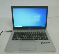 HP EliteBook 9470M i7-3687U 256GB SSD 16GB RAM 1600 x 900 Windows 10 Pro 76-4