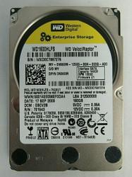 """0N963M Dell Western Digital WD1600HLFS-75G6U1 160GB 10K RPM SATA 3Gbps 3.5"""" 49-3"""