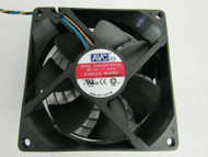 AVC DS09225R12HP206 92mm x 25mm 12VDC 0.41A Case Fan w/ 4-Pin 70-4