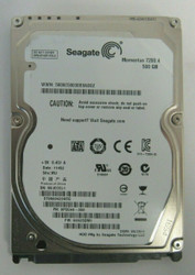 "9PSG44-300 Seagate ST9500420ASG 500GB SATA 3Gbps 16MB 2.5"" HDD 51-3"