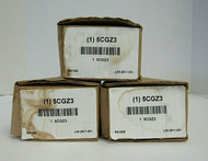 LOT of 3 RA100Z 5CGZ3 System Sensor Remote Annunciator LED Replaces RA400Z 54-4