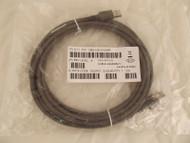 Zebra CBA-U30-S15ZAR Motorola Symbol Barcode Scanner 15' Cable 21-4