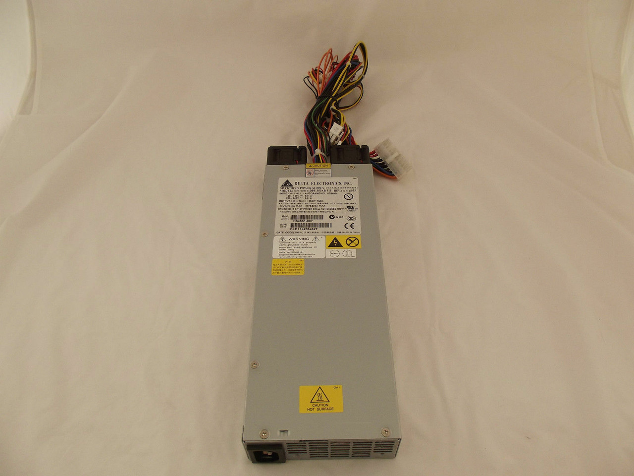 Delta DPS-350AB-5 B 350W Switching Power Supply D54651-006