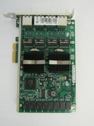 Intel 106-00200+A0 Intel Pro 1000 Quad Port PCIe Adapter Card 71-4