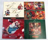 Lot of 4 Hallmark 1995-1998 Dream Book Catalogs 71-3