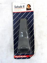 Softalk II Ergonomic Phone Shoulder Attachment for Office Phones & Handsets 76-2