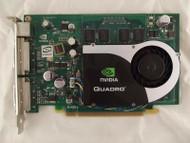 Dell 0RN034 RN034 Nvidia QuadroFX 1700 Dual DVI PCIe x16 512MB C-8