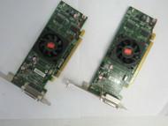 lot of 2 AMD Radeon 109-C09057-00 Grahics Card HD6350 512MB highprofile 21-3