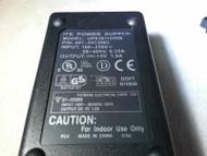 I.T.E.UP01011050B 497-0412863 5V 1.0A AC/DC Adapter 15-4