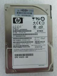 """HP 431930-001 DH036ABAA5 Seagate ST936751SS 36 GB SAS 15K RPM 2.5"""" HD 5-4"""