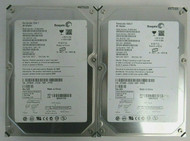 "LOT of 2 Seagate 9W2732-033 ST380819AS 80GB 7200RPM SATA 3Gbps 8MB 3.5"" HDD 16-4"