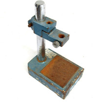 """Fowler 8-1/2"""" Dial Gage Stand 52-580-015 Missing Pieces 1-4"""