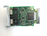 Cisco VWIC-2MFT-T1-DI 2-Port T1/E1 Multiflex Voice/WAN Interface Card 30-2