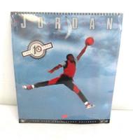 1984-1994 Michael Jordan Nike Air Jordan 10 Year Anniversary Calendar 27-2