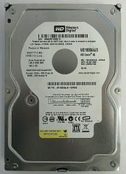 """LOT of 2 Western Digital WD1600AAJS-00PSA0 160GB SATA 3Gbps 8MB 3.5"""" HDD 26-2"""