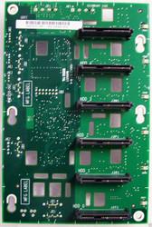New Intel FXX6DRV3GRBRD Spare 6-Drive Backplane PBA E29427-202 B19