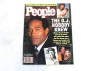 People Weekly The O.J Nobody Knew July 4, 1994 63-2
