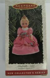 Hallmark Cinderella 1995 Madame Alexander Keepsake Ornament 27-2