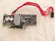 IBM 46C8929 M5014 ServeRAID SAS/SATA Controller w/Cable and Pci Riser 17-3
