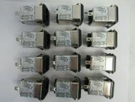 LOT OF 12 Corcom F7863 EMI Filter 6A, 120/250V 50-60Hz 14-2